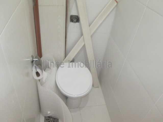 Banheiro de Serviço - Apartamento 2 quartos à venda Tijuca, Norte,Rio de Janeiro - R$ 550.000 - ADAP20328 - 15