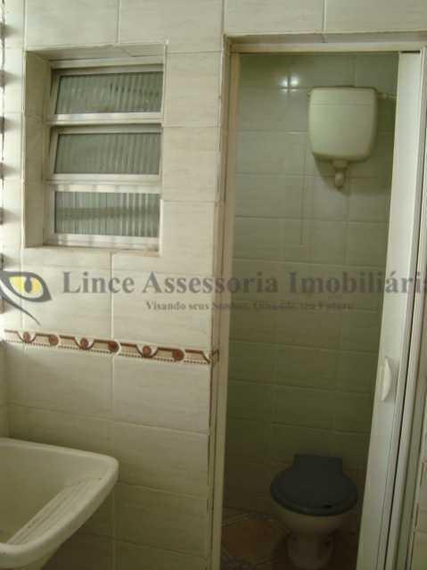 16  BANHEIRO DE SERVIÇO 1.1 1 - Apartamento 2 quartos à venda Grajaú, Norte,Rio de Janeiro - R$ 330.000 - PAAP20584 - 17