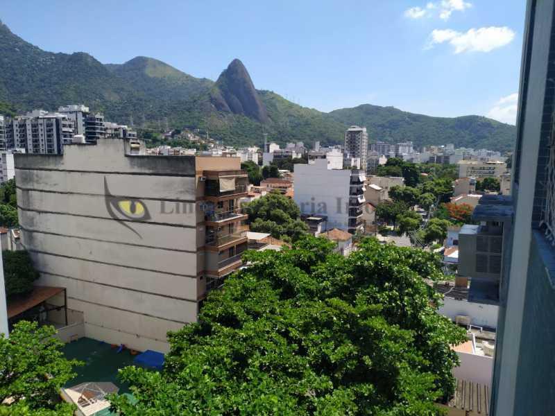 01 VISTA 1 - Apartamento 2 quartos à venda Grajaú, Norte,Rio de Janeiro - R$ 330.000 - PAAP20584 - 1