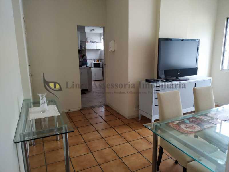 SALA 1 - Apartamento 2 quartos à venda Grajaú, Norte,Rio de Janeiro - R$ 330.000 - PAAP20584 - 3