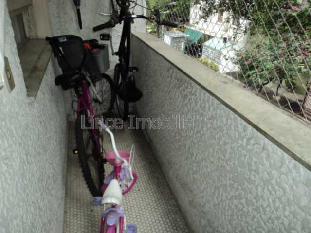 varanda - Apartamento 3 quartos à venda Botafogo, Sul,Rio de Janeiro - R$ 750.000 - IAAP30335 - 23