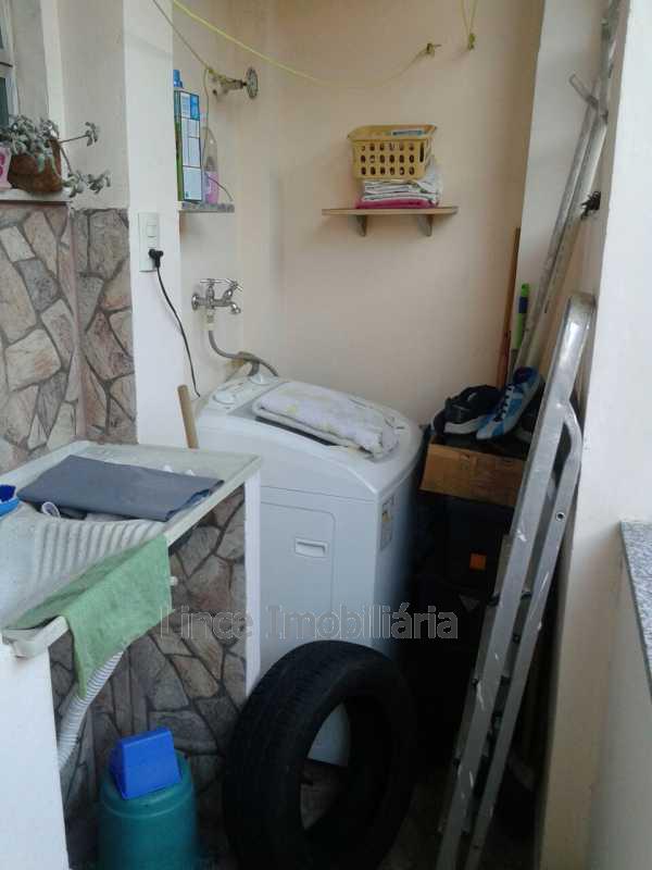 Área de Serviço  - Apartamento 2 quartos à venda Vila Isabel, Norte,Rio de Janeiro - R$ 190.000 - TAAP20501 - 22