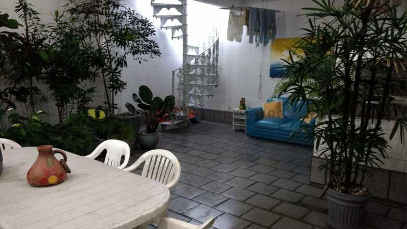 29 - Casa 4 quartos à venda Grajaú, Norte,Rio de Janeiro - R$ 960.000 - PACA40020 - 30
