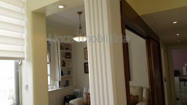 1.2 - Sala de cinema 3 - Apartamento 2 quartos à venda Laranjeiras, Sul,Rio de Janeiro - R$ 1.030.000 - IAAP20473 - 8