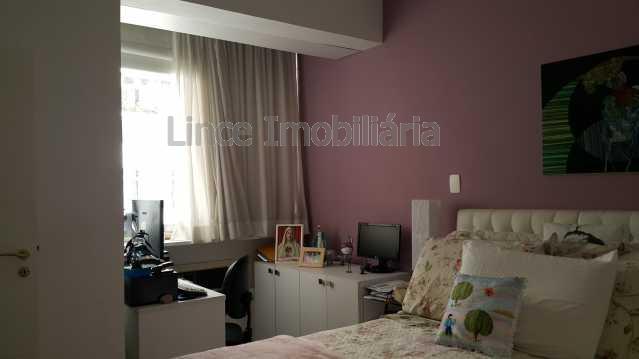 4 - Quarto Suíte 2 - Apartamento 2 quartos à venda Laranjeiras, Sul,Rio de Janeiro - R$ 1.030.000 - IAAP20473 - 11