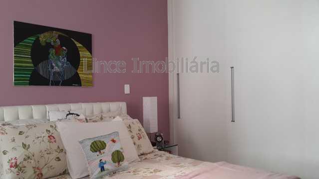 4 - Quarto Suíte 3 - Apartamento 2 quartos à venda Laranjeiras, Sul,Rio de Janeiro - R$ 1.030.000 - IAAP20473 - 12