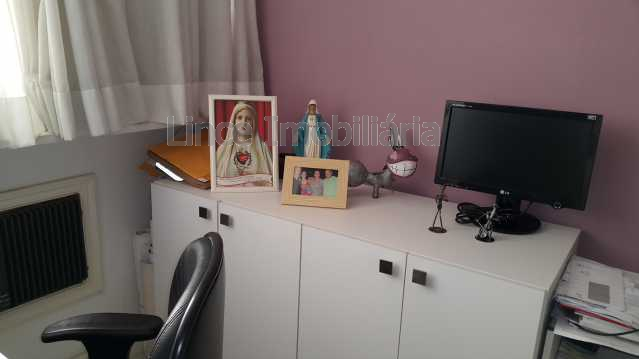 6 - Quarto 2 3 - Apartamento 2 quartos à venda Laranjeiras, Sul,Rio de Janeiro - R$ 1.030.000 - IAAP20473 - 18