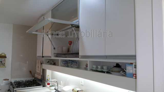 8 - Cozinha 6 - Apartamento 2 quartos à venda Laranjeiras, Sul,Rio de Janeiro - R$ 1.030.000 - IAAP20473 - 23