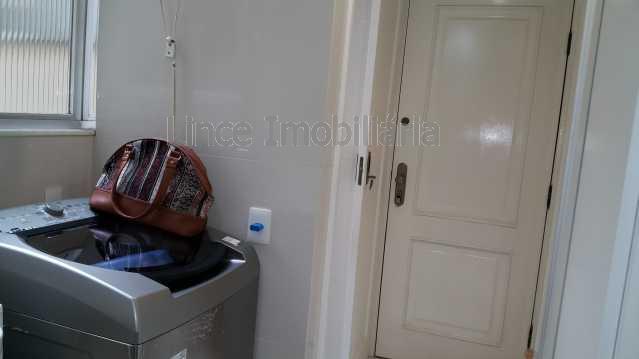 9 - Area de serviço 1 - Apartamento 2 quartos à venda Laranjeiras, Sul,Rio de Janeiro - R$ 1.030.000 - IAAP20473 - 27