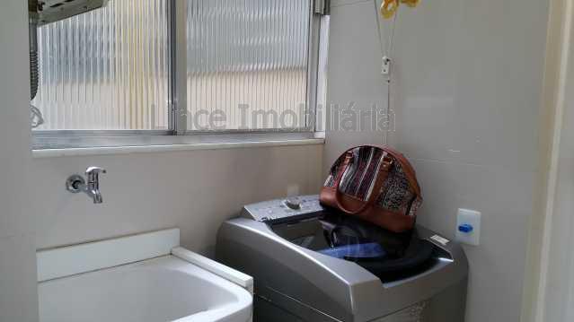 9 - Area de serviço 3 - Apartamento 2 quartos à venda Laranjeiras, Sul,Rio de Janeiro - R$ 1.030.000 - IAAP20473 - 29