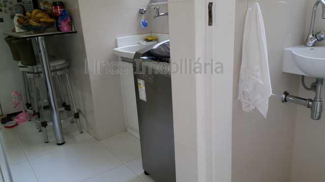 9 - Area de serviço 4 - Apartamento 2 quartos à venda Laranjeiras, Sul,Rio de Janeiro - R$ 1.030.000 - IAAP20473 - 30