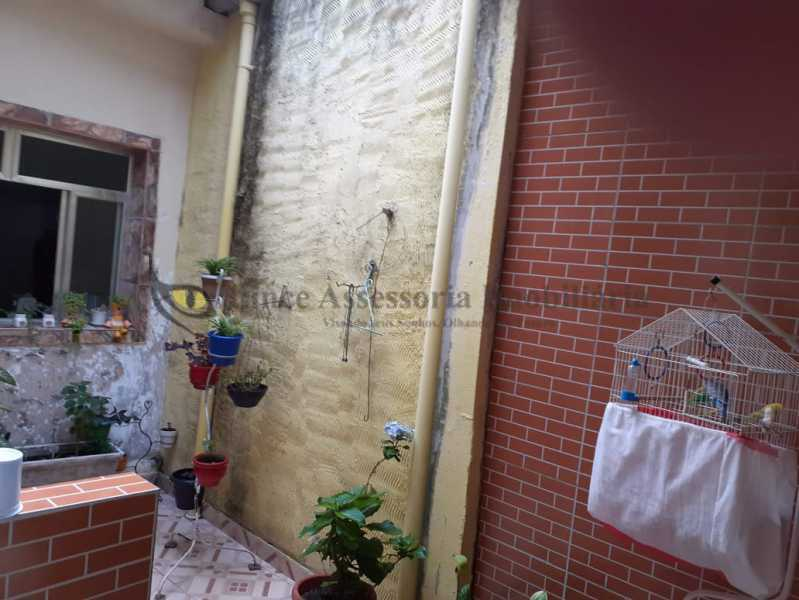 área externa 01 - Casa de Vila 2 quartos à venda Andaraí, Norte,Rio de Janeiro - R$ 370.000 - ADCV20011 - 8