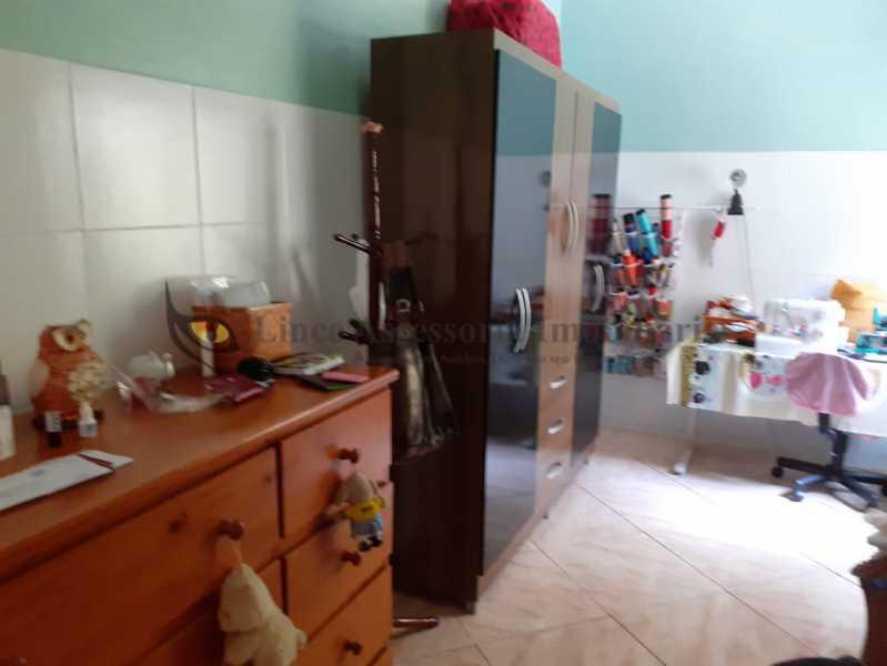 quarto com closet 01 - Casa de Vila 2 quartos à venda Andaraí, Norte,Rio de Janeiro - R$ 370.000 - ADCV20011 - 3