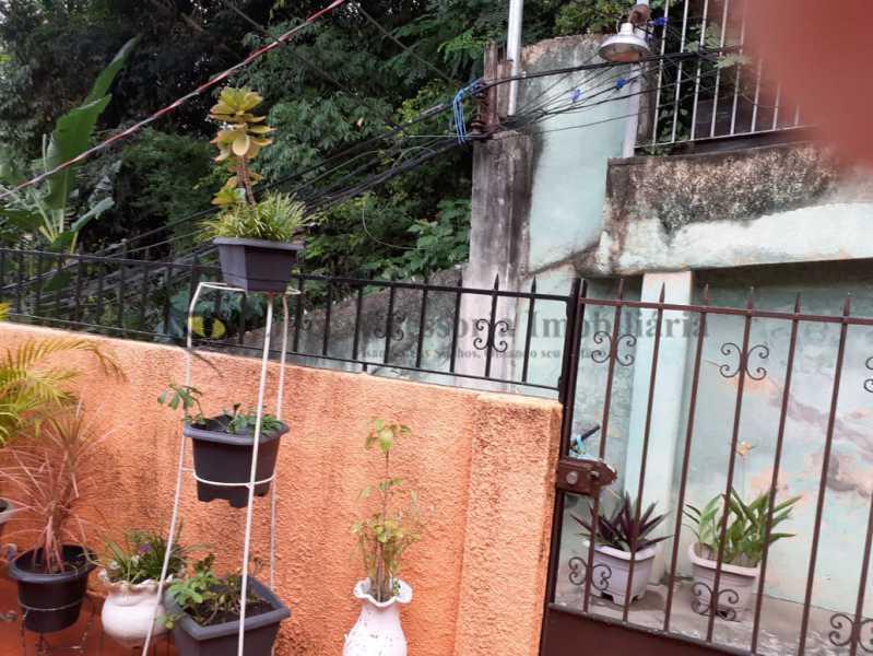 quintal 02 - Casa de Vila 2 quartos à venda Andaraí, Norte,Rio de Janeiro - R$ 370.000 - ADCV20011 - 10
