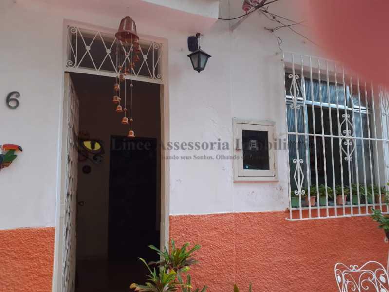 quintal casa 01 - Casa de Vila 2 quartos à venda Andaraí, Norte,Rio de Janeiro - R$ 370.000 - ADCV20011 - 9
