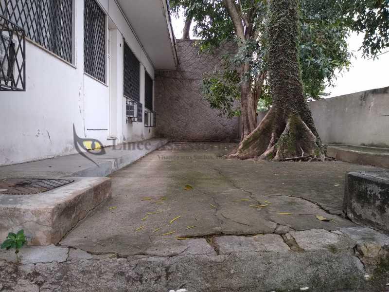 quintal lateral - Casa 4 quartos à venda Tijuca, Norte,Rio de Janeiro - R$ 1.700.000 - ADCA40031 - 24