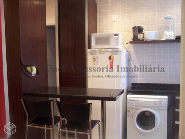 cozinha - Flat Ipanema, Sul,Rio de Janeiro, RJ À Venda, 1 Quarto, 56m² - IAFL10011 - 10
