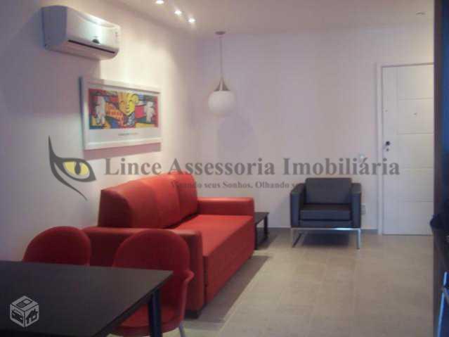 sala - Flat Ipanema, Sul,Rio de Janeiro, RJ À Venda, 1 Quarto, 56m² - IAFL10011 - 1