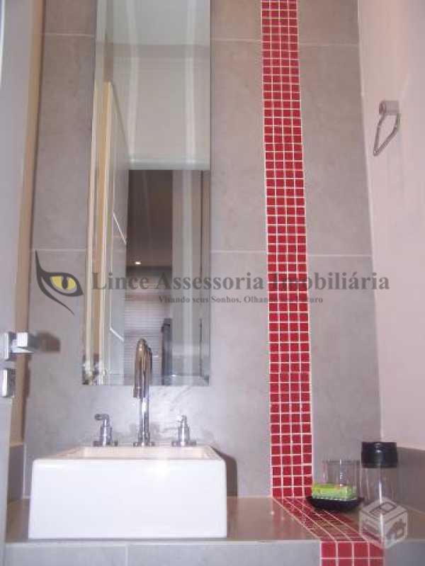 wc social - Flat Ipanema, Sul,Rio de Janeiro, RJ À Venda, 1 Quarto, 56m² - IAFL10011 - 12
