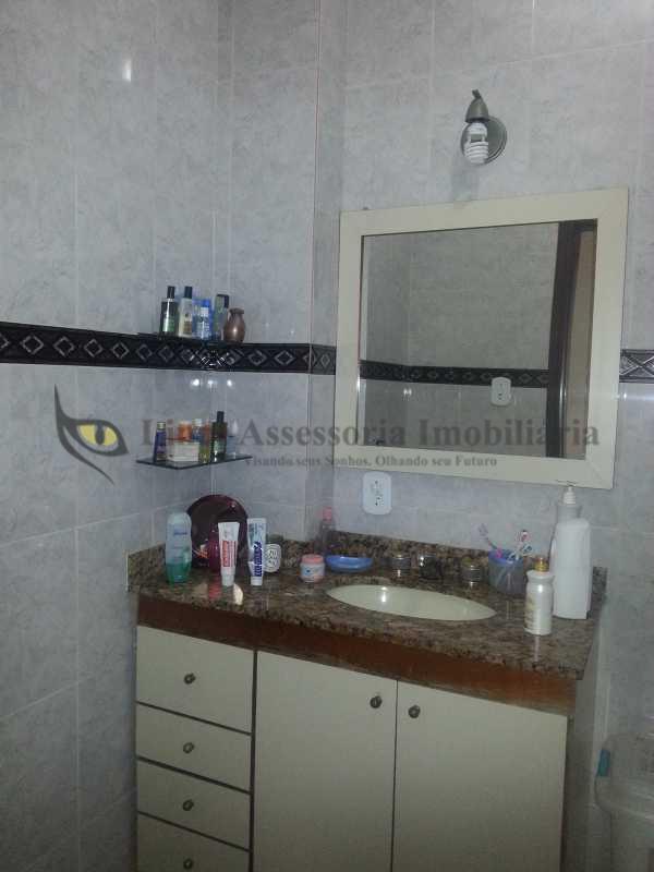 Banheiro Social 1 - Apartamento 2 quartos à venda Vila Isabel, Norte,Rio de Janeiro - R$ 265.000 - ADAP20482 - 5