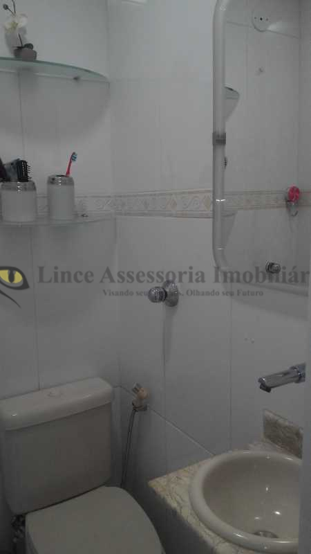 Lavabo - Apartamento À VENDA, Tijuca, Rio de Janeiro, RJ - ADAP20485 - 22