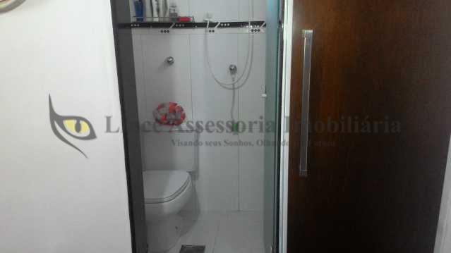 Banheiro Suíte  - Apartamento À VENDA, Tijuca, Rio de Janeiro, RJ - ADAP20485 - 12