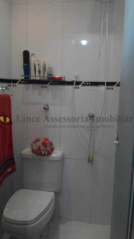 Banheiro Suíte  - Apartamento À VENDA, Tijuca, Rio de Janeiro, RJ - ADAP20485 - 20