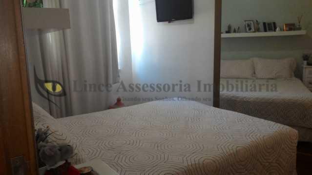 Quarto Suíte  - Apartamento À VENDA, Tijuca, Rio de Janeiro, RJ - ADAP20485 - 11