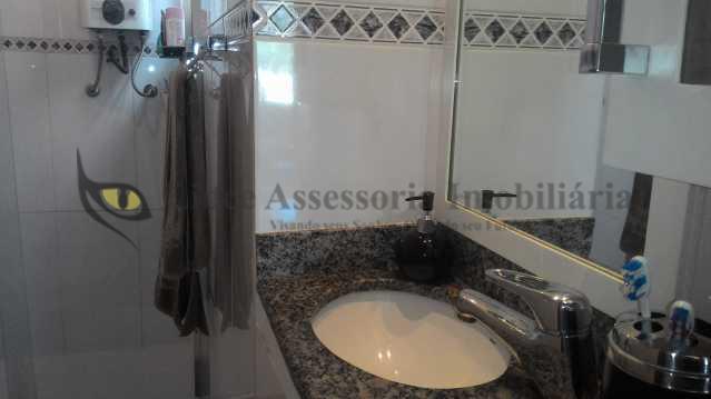 Banheiro Social  - Apartamento À VENDA, Tijuca, Rio de Janeiro, RJ - ADAP20485 - 13