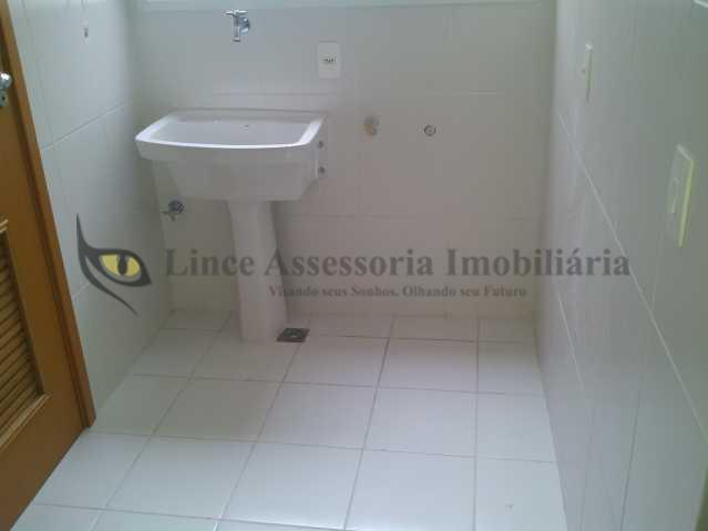 11áreadeserviço1 - Apartamento 3 quartos à venda Botafogo, Sul,Rio de Janeiro - R$ 2.197.000 - IAAP30436 - 21