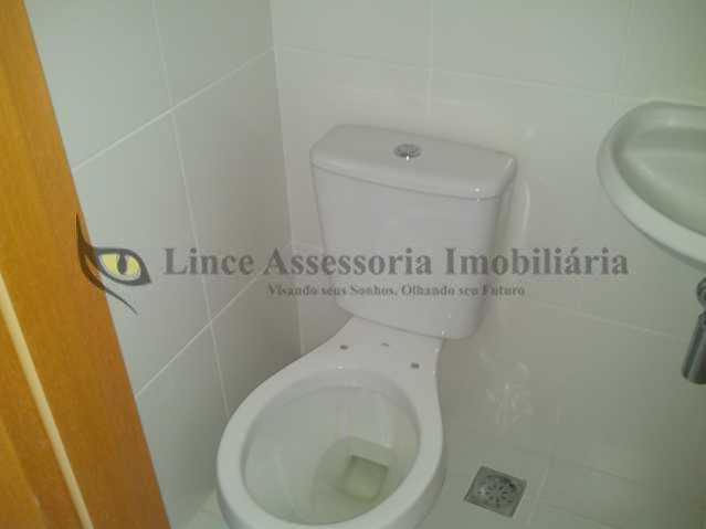 13banheirodeempregada2 - Apartamento 3 quartos à venda Botafogo, Sul,Rio de Janeiro - R$ 2.197.000 - IAAP30436 - 24