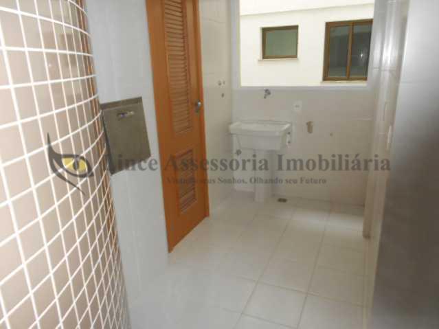 11áreadeserviço1 - Apartamento 3 quartos à venda Botafogo, Sul,Rio de Janeiro - R$ 2.197.000 - IAAP30441 - 23