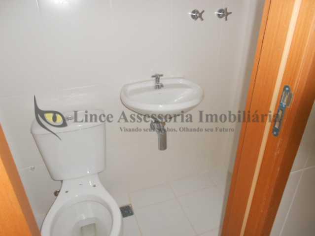12banheirodeempregada1 - Apartamento 3 quartos à venda Botafogo, Sul,Rio de Janeiro - R$ 2.197.000 - IAAP30441 - 24