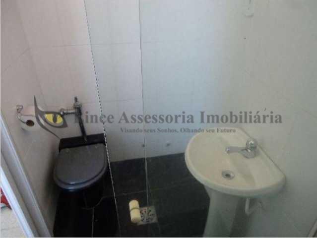 3banheiro2 - Kitnet/Conjugado 28m² à venda Laranjeiras, Sul,Rio de Janeiro - R$ 270.000 - IAKI00251 - 12