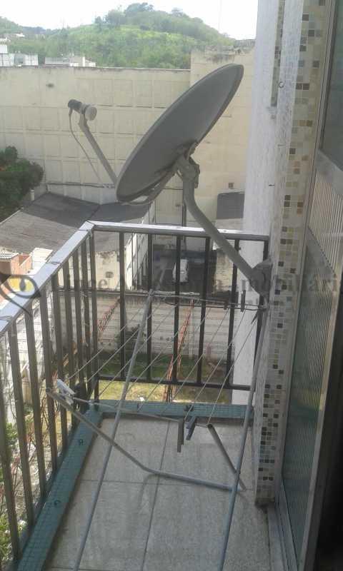 varanda - Apartamento 2 quartos à venda Vila Isabel, Norte,Rio de Janeiro - R$ 195.000 - TAAP20695 - 5