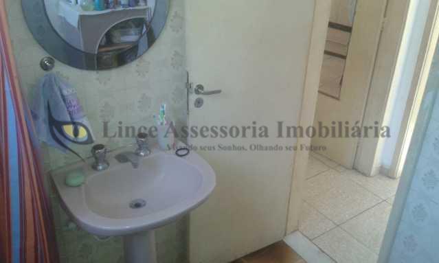 banheiro social 1.1 - Apartamento 2 quartos à venda Vila Isabel, Norte,Rio de Janeiro - R$ 195.000 - TAAP20695 - 12