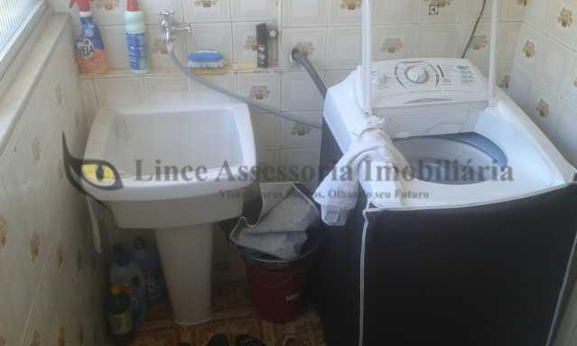área de serviço 1.1 - Apartamento 2 quartos à venda Vila Isabel, Norte,Rio de Janeiro - R$ 195.000 - TAAP20695 - 17