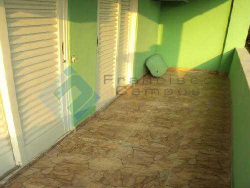 VARANDÃO - Casa em Condomínio à venda Rua Getúlio,Méier, Rio de Janeiro - R$ 585.000 - MECN30001 - 3