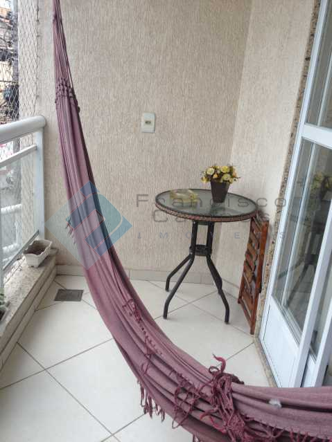 IMG_1561 - Casa de Vila Cachambi,Rio de Janeiro,RJ À Venda,2 Quartos,85m² - MECV20002 - 1