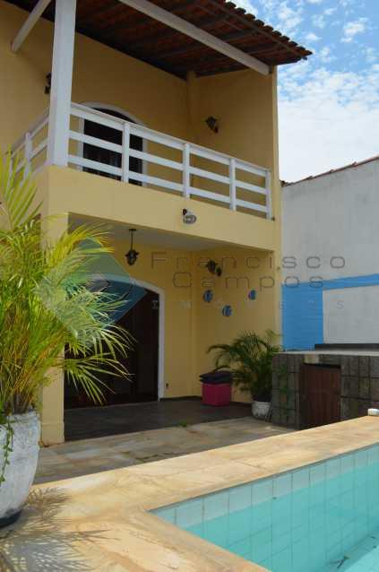 IMG_0010 - Casa em Condominio À Venda - Taquara - Rio de Janeiro - RJ - MECN40002 - 1