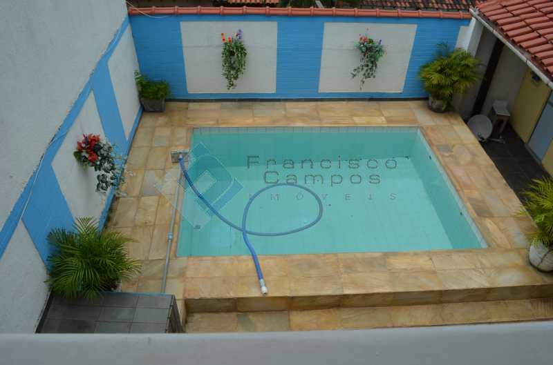 IMG_0019 - Casa em Condominio À Venda - Taquara - Rio de Janeiro - RJ - MECN40002 - 5