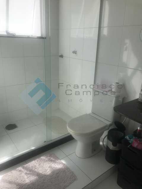 IMG_8130 - Casa em Condomínio à venda Rua Dona Claudina,Méier, Rio de Janeiro - R$ 730.000 - MECN40003 - 6