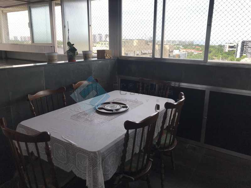 IMG_7691 - Cobertura 4 quartos para venda e aluguel Barra da Tijuca, Rio de Janeiro - R$ 1.600.000 - MECO40005 - 19