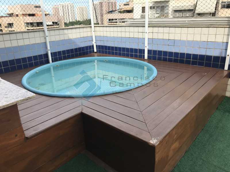 IMG_7698 - Cobertura 4 quartos para venda e aluguel Barra da Tijuca, Rio de Janeiro - R$ 1.600.000 - MECO40005 - 1