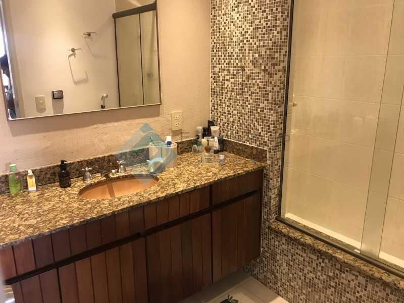IMG_7709 - Cobertura 4 quartos para venda e aluguel Barra da Tijuca, Rio de Janeiro - R$ 1.600.000 - MECO40005 - 10