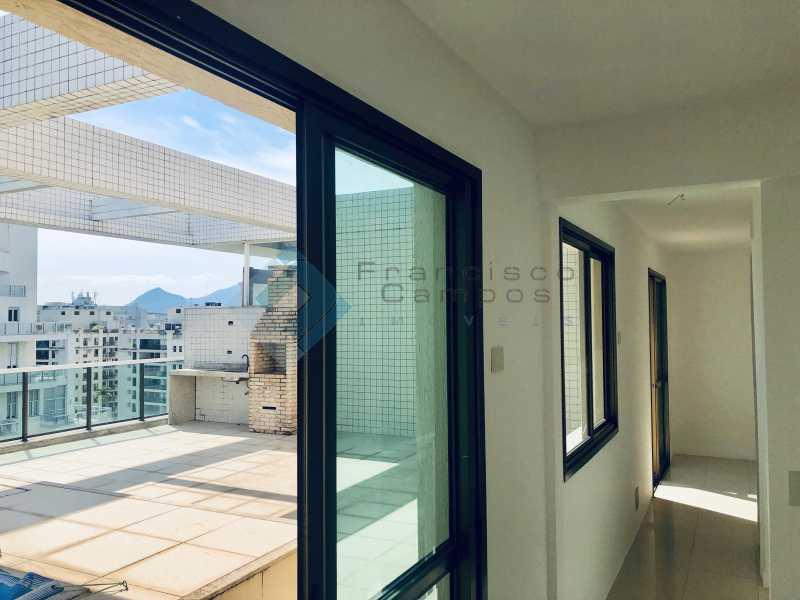 IMG_0203 - Cobertura Luxo oportunidade no condominio peninsula (Duplex) - MECO40003 - 3