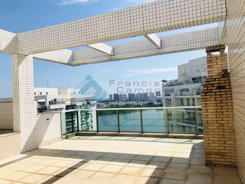 IMG_1203 - Cobertura Luxo oportunidade no condominio peninsula (Duplex) - MECO40003 - 1