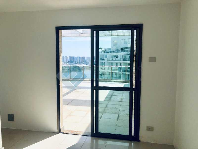 IMG_1797 - Cobertura Luxo oportunidade no condominio peninsula (Duplex) - MECO40003 - 8