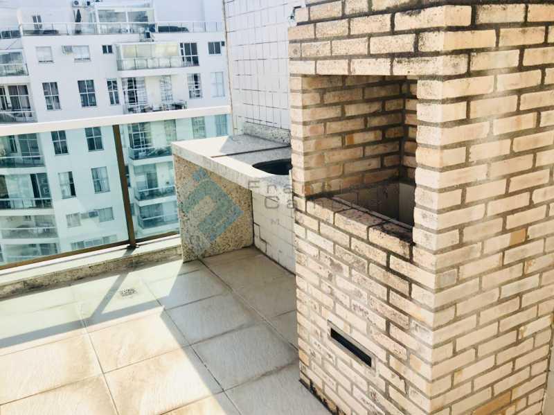 IMG_3401 - Cobertura Luxo oportunidade no condominio peninsula (Duplex) - MECO40003 - 6