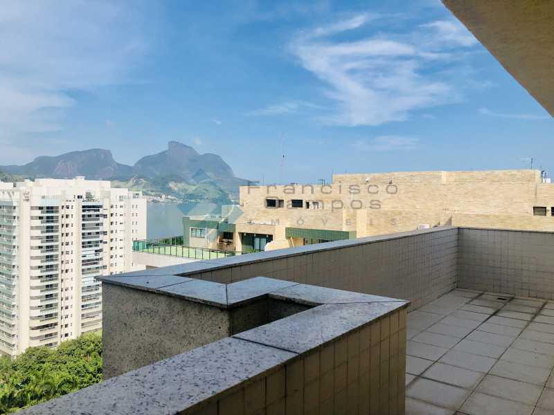 IMG_3518 - Cobertura Luxo oportunidade no condominio peninsula (Duplex) - MECO40003 - 4